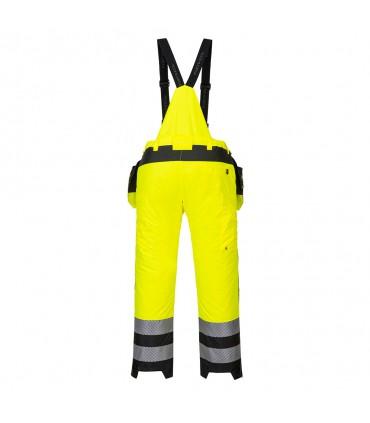 PW351 - Pantalon d'hiver PW3 haute visibilité