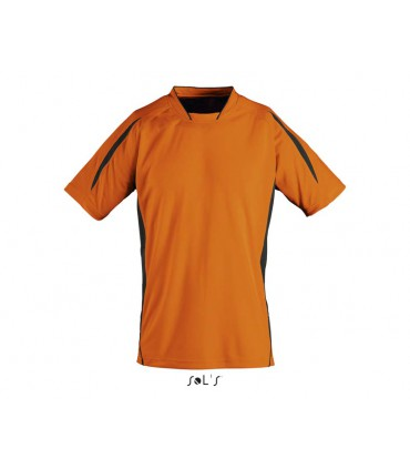 MAILLOT ADULTE MANCHES COURTES MARACANA 2 SSL - 01638