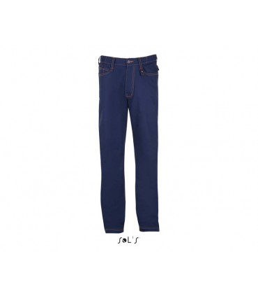 PANTALON UNICOLORE WORKWEAR HOMME SPEED PRO - 01569
