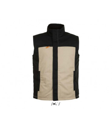 BODYWARMER BICOLORE WORKWEAR HOMME MISSION PRO - 01567