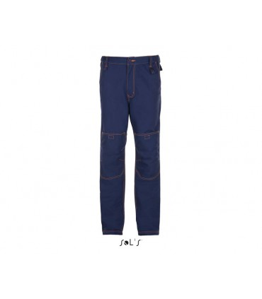 PANTALON UNICOLORE WORKWEAR HOMME SECTION PRO - 01561
